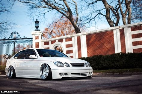 stanced lexus gs300 stanced lexus gs cars and motorcycles pinterest