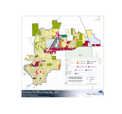 East Garden City Ny Zoning Map Machesney Park Zoning Map Of Machesney Park Il