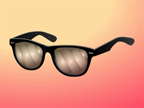 glasses vector sunglasses vector