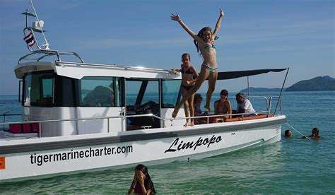 charter boat in phuket private speedboat phuket charters tours and getaways