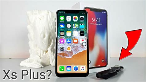 iphone xs max clone 6 5 quot ios 11 theme 1 1 notch id