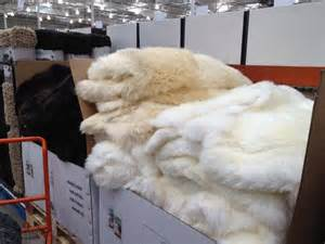 Costco Fur Rug by Costco Photo Throw Blanket