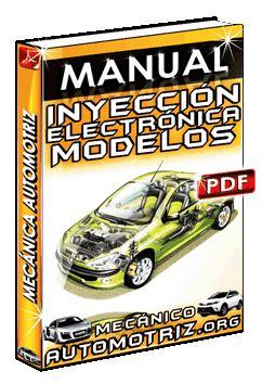 manuales de tallerrenault ford chevoler peugeto manual de inyecci 243 n electr 243 nica de peugeot renault
