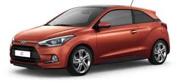 I20 coupe cars showroom hyundai motor company