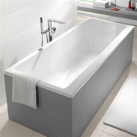 Villeroy And Boch Subway Duo Rectangular Bath Uk Bathrooms