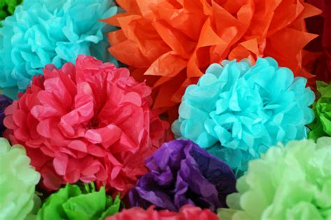 Flowers With Tissue Papers - tissue paper flowers tips