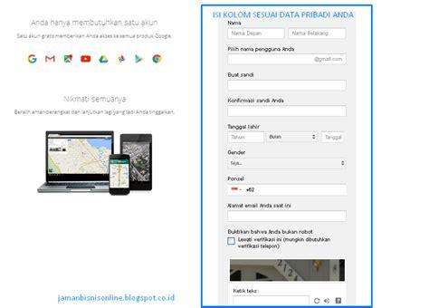 cara membuat gmail baru gratis cara membuat email baru gmail di google gratis terbaru