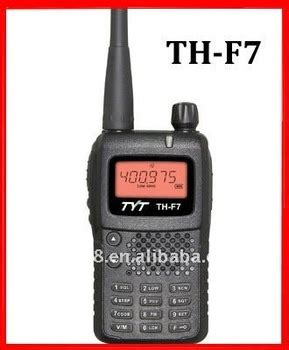 cell phone scrambler tyt handheld th f7 with scrambler cell phone two way radio