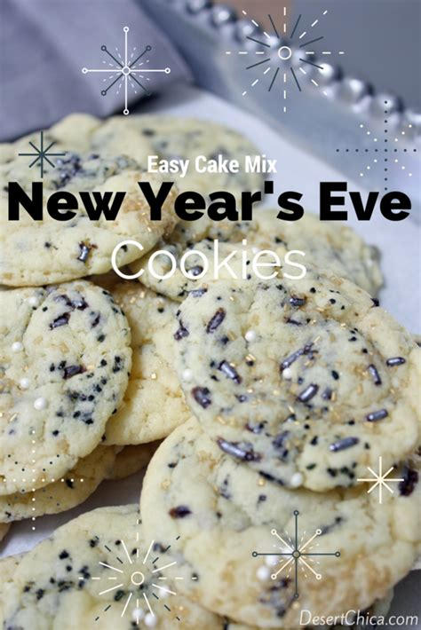 easy new year biscuits easy new year s cookies desert chica
