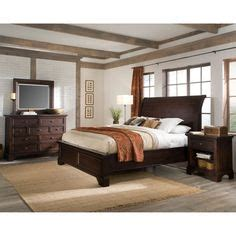 costco grande sleigh 6 piece cal king bedroom set for 1000 images about master bedroom on pinterest king