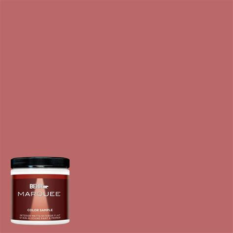 Behr Marquee Interior Reviews by Behr Marquee 8 Oz Mq1 11 Drama Interior Exterior