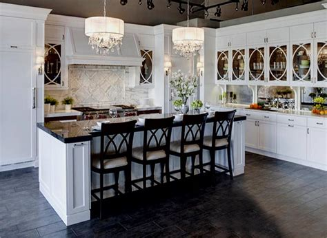 Above Kitchen Island Lighting Chandeliers The Kitchen Island