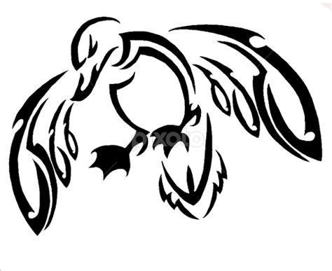 duck tribal tattoo tribal duck tattoos search ideas