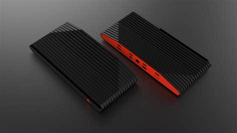 atari classic console new atari console the ataribox will include current