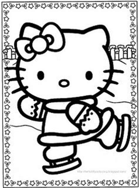 hello kitty fall coloring page 1000 images about kleurplaten on pinterest hello kitty