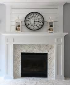 best diy fireplace makeovers sally from love homes cheap kitchen before and after