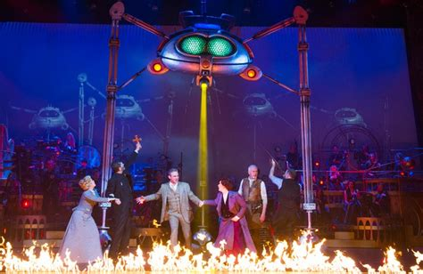 The War Stage the war of the worlds review at dominion theatre