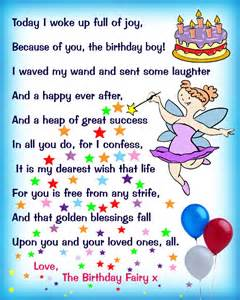 rhyming birthday wishes page 19 nicewishes com