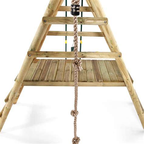 plum wooden swing set plum meerkat wooden swing set all round fun