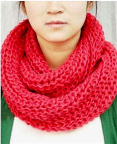 bufandas 2015 tejidas bufandas tejidas circulares ultima moda lindos colores