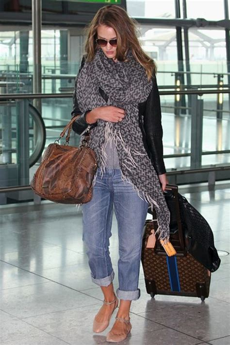 Stylish Travel Wardrobe by Airport Style Natalie Merrillyn