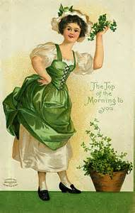 20 adorable vintage st s day cards vintage everyday