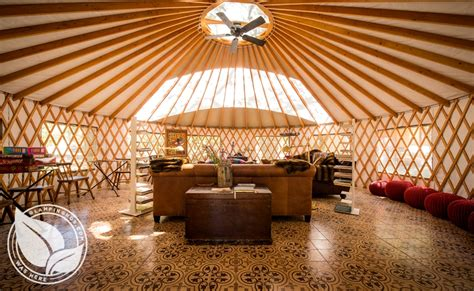 Australian Home Interiors by Luxury Yurts In Southern California Glamping In California