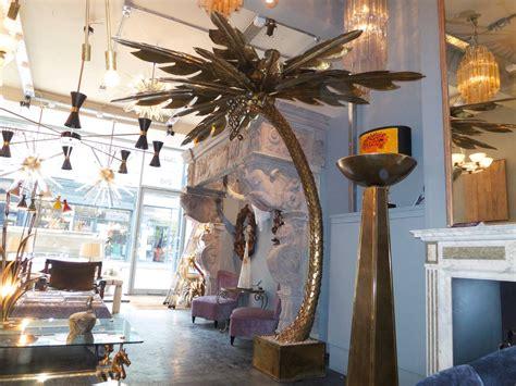 palm tree ceiling light fixture lighting designs