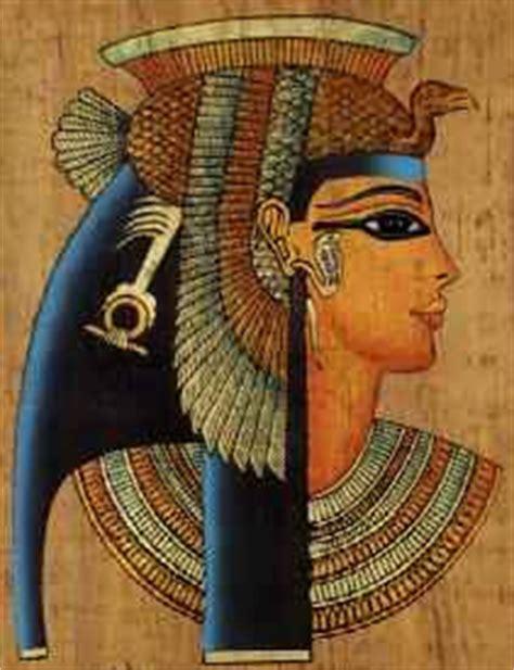 imagenes egipcias de cleopatra informacion