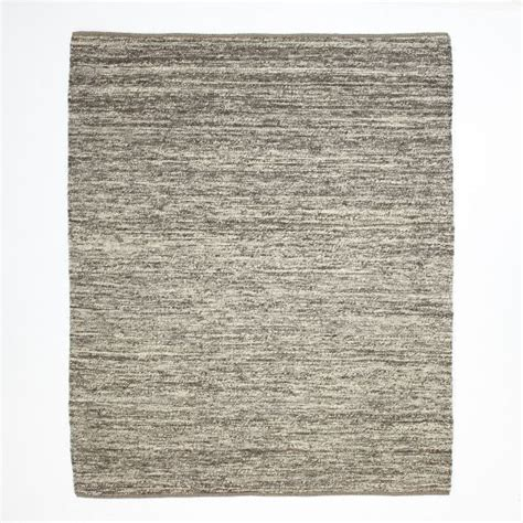 west elm sweater rug sweater wool rug charcoal west elm pretty things