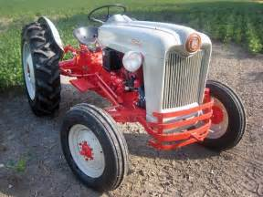 Ford Na Golden Jubilee 1953 Ford Naa Tractor