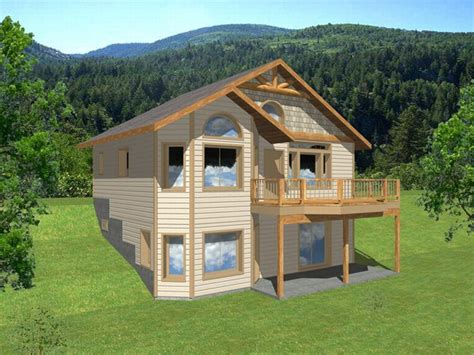 hillside cabin plans plan 012h 0012 find unique house plans home plans and