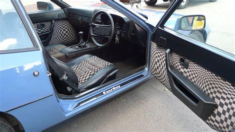 porsche 924 interior porsche 924 review and photos
