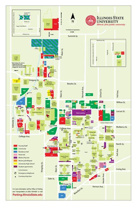 parking map parking maps office of parking transportation