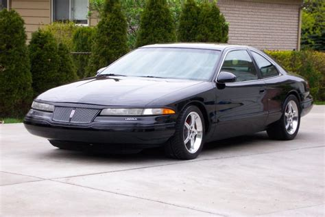 electric and cars manual 1995 lincoln mark viii regenerative braking 1995 lincoln mark viii information and photos zombiedrive