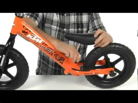 Strider Ktm Balance Bike Strider Strider No Pedal Balance Bike Ktm 174 Graphicssku