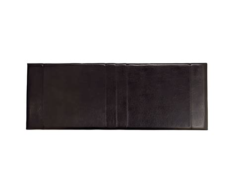 carmen black faux leather headboard just headboards