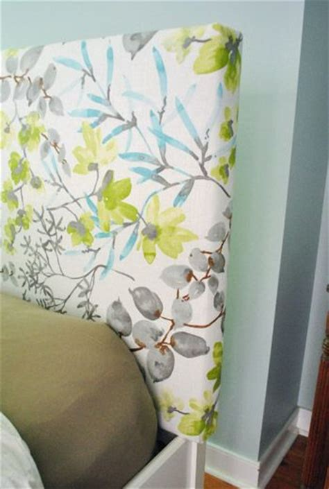 diy fabric covered headboard diy headboards padded headboards and head boards on pinterest