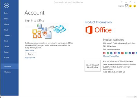Microsoft Office 2013 Activation Key by Serial 4 Free Microsoft Office 2013 Product Key