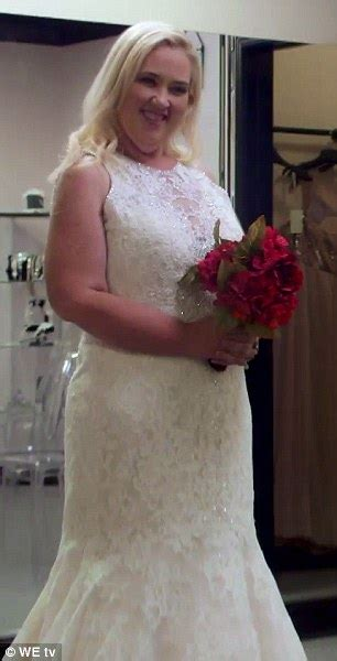 mama june did buy a car for the man who molested her mama june s been shedding for the wedding but needs groom