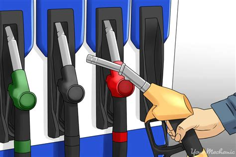 Car Fuel Types In Usa how to what type of gas to use yourmechanic advice