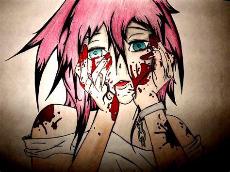 imagenes anime gore hd megapost wallpapers hd de mirai nikki taringa