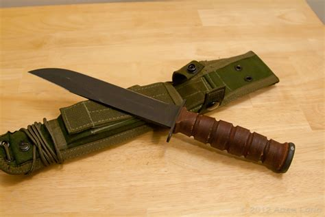 blackhawk knife sheath sold camillus usmc combat knife w blackhawk sheath