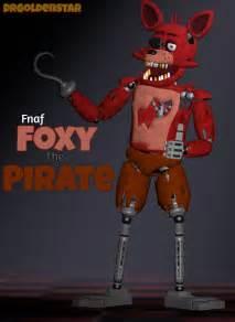 Sfm foxy the pirate by drgoldenstar on deviantart