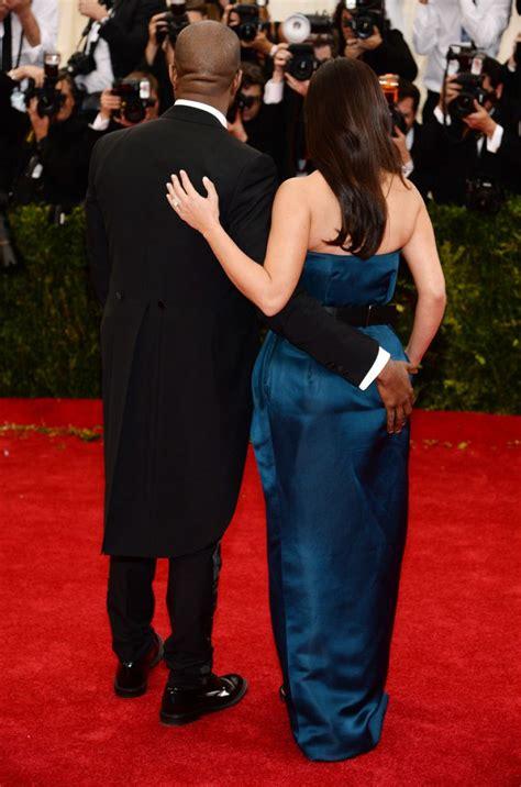 kim kardashian sofa kim kardashian wearing givenchy couch dress 2014 met