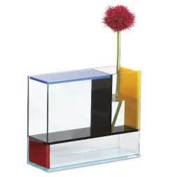 piet mondrian inspired vase