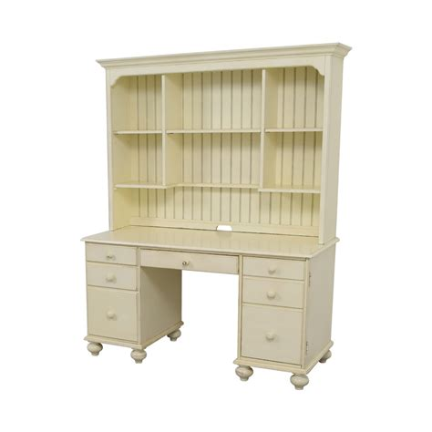 ethan allen desk with hutch 75 ethan allen ethan allen white wood desk with