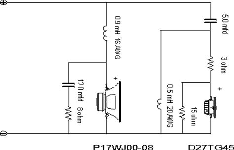 wiring diagrams piezo tweeter wiring picture collection