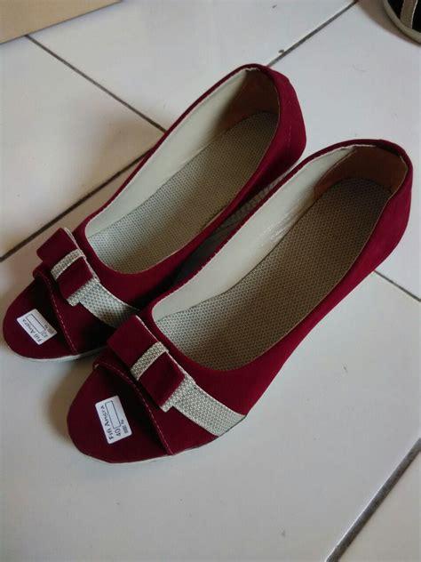 Sepatu Wanita No 39 Flat Wanita Merah Us 49 jual sepatu sandal wedges wanita sol cinta grosir sandal dan sepatu