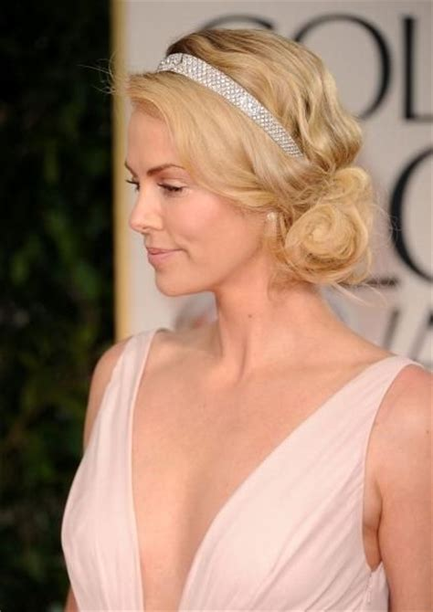 get great gatsby hair 1920s wave and headband youtube 24 best images about the gatsby wedding on pinterest